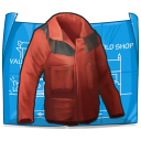 Snow Jacket - Red BP